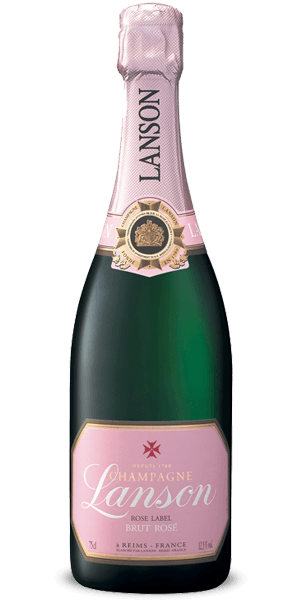 lanson rose label 298x600 - Lanson Rose Label Brut